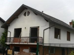 Villa prima della ristrutturazione