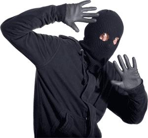Ladro sorpreso