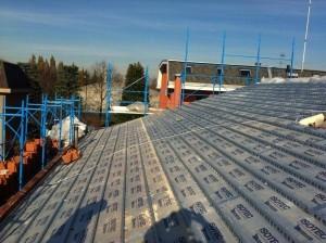 Recupero tetto con Isotec