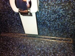 Base doccia mosaico Bisazza