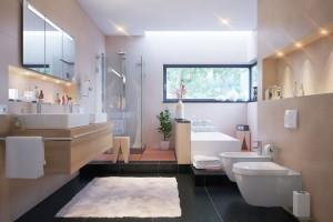 Ristrutturazione del bagno completa