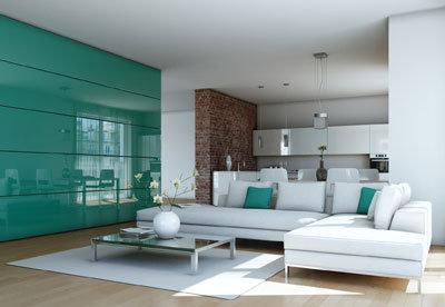 Interni di casa ristrutturati