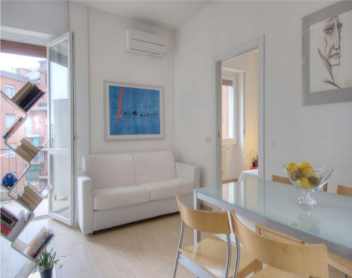Appartamento migliari snc ristrutturazioni milano for Appartamento sinonimo