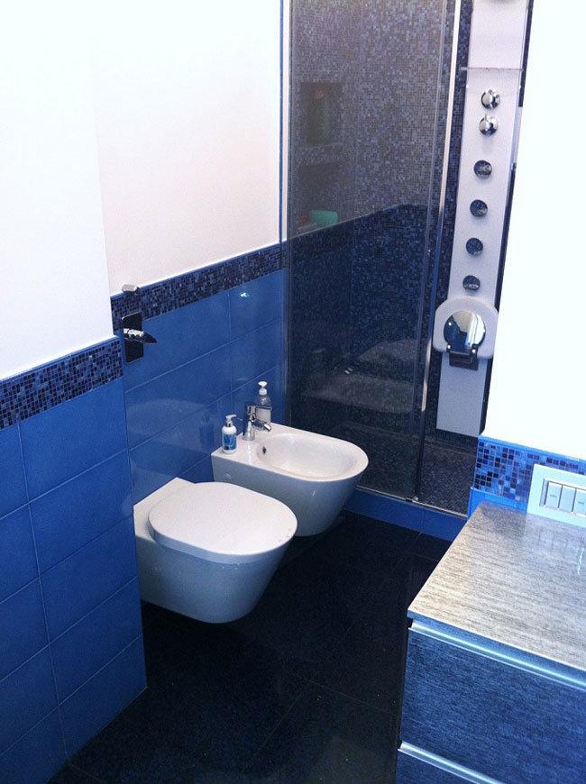 Ristrutturazioni complete milano per casa bagno cucina - Posa mosaico bagno ...
