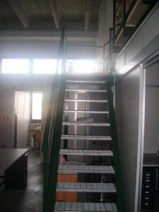 Scala del soppalco