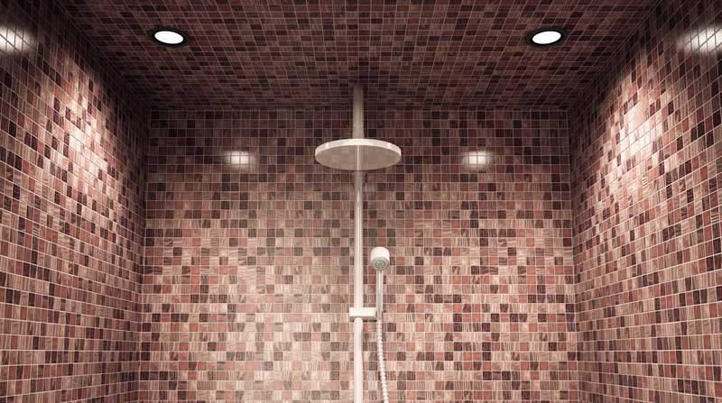 Mosaico bisazza a milano posa per bagno interni ed esterni - Mosaici da bagno ...