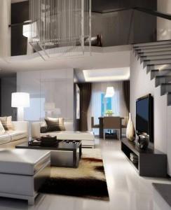Soppalco appartamento moderno