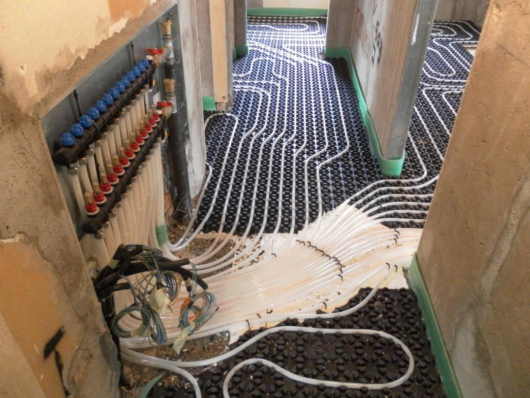 Riscaldamento A Pavimento Tubi riscaldamento a pavimento a milano e provincia.