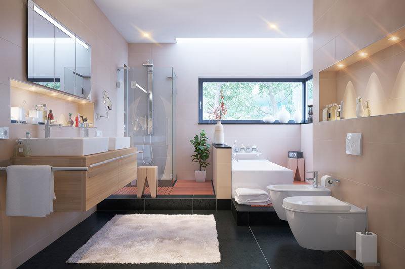 Ristrutturazione bagno completa sanitari e arredo bagno