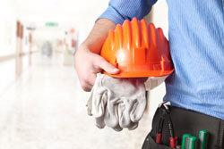 Addetto impresa edile per ristrutturazioni
