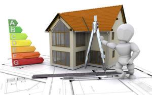 Detrazione riqualificazione energetica casa